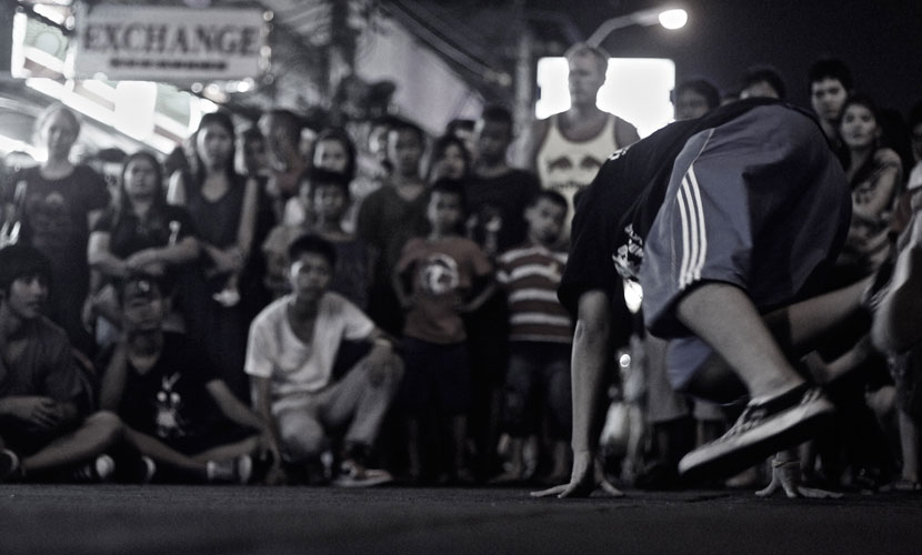 Bangkok Breakdance
